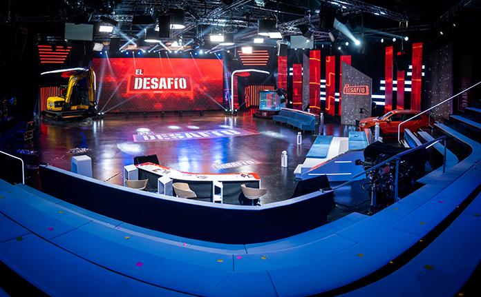 El desafío Antena 3