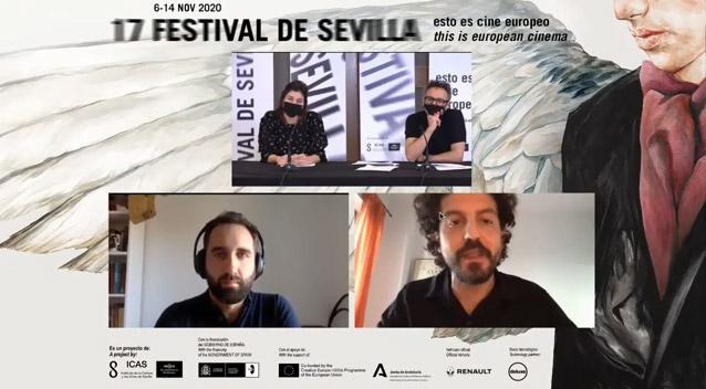 Presentación virtual de PROMIO en el Festival de Sevilla