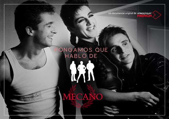 Pongamos que hablo de Mecano