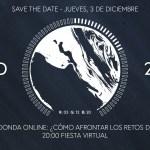 El Día 3D de SGO celebra su 25º aniversario el jueves 3 de diciembre en un evento online