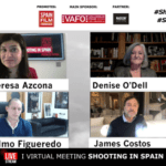 El primer encuentro virtual Shooting in Spain analizó la incidencia de la pandemia en los rodajes de España