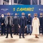 La serie '3 Caminos' se presenta en casa a tres días de su estreno internacional: «Galicia ha invertido y ha acertado»
