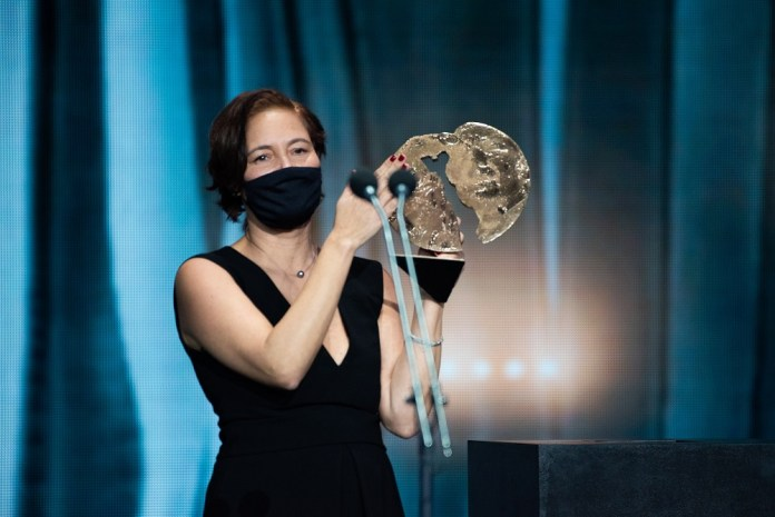 Valérie Delpierre, reciente ganadora del Premio Forqué con 'Las niñas'
