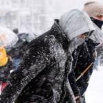 Richard Zubelzu dirige el documental 'Filomena', una producción de Magda Calabrese sobre la borrasca de nieve que paralizó Madrid