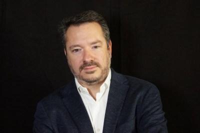 Pedro Martín, director del área de audiovisual y cultura de Crea SGR.