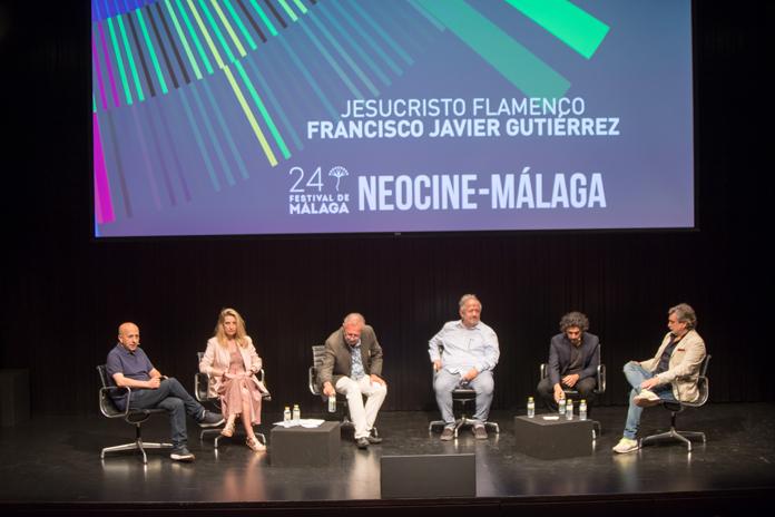 Presentación de 'Jesucristo Flamenco'