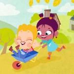 Cartoon Forum 2021: Lotura Films presenta la serie preescolar 'Kima & Amik', dirigida por Juanjo Elordi