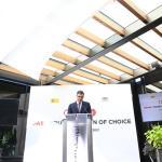 Pedro Sánchez presenta en Estados Unidos el proyecto 'España, Hub Audiovisual de Europa'
