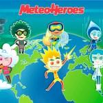 La serie infantil 'MeteoHeroes' tendrá su propio videojuego