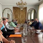 El ministro de Cultura y Deporte, Miquel Iceta, se reúne con los productores audiovisuales