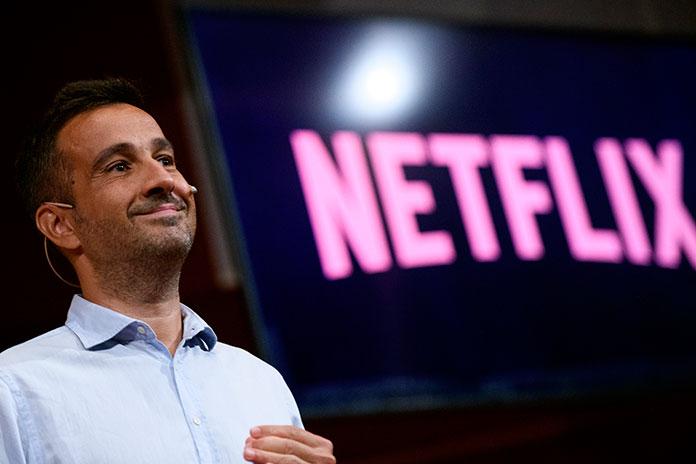 Álvaro Díaz Netflix