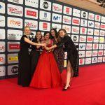 El audiovisual español, muy protagonista en los octavos Premios Platino
