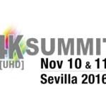La segunda edición de 4K-UHD Summit de Sevilla presenta a su patrocinador principal: Movistar