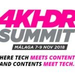 La 4K Summit confirma la asistencia de múltiples compañías y ponentes internacionales para su cuarta edición
