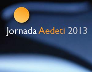 AEDETI jornada 2013