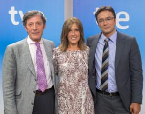 Ana Blanco Marcos LOpez TVE Telediario