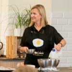 Canal Cocina triunfa en Madrid con el showcooking de Anna Olson