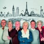 Atresmedia prepara 'Around the world with 80 years old', formato road trip de Talpa