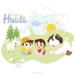Planeta Junior lanza videos en YouTube Kids sobre una nueva versión infantil del personaje de 'Heidi'