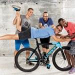 'Be bike' – estreno 17 de septiembre en A&E
