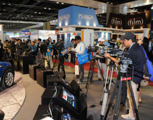 Broadcast Asia expo