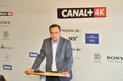 Canal Plus 4K responsable