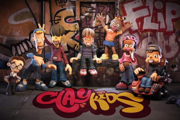 Clay Kids d