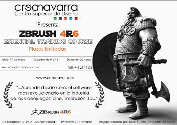 Creanavarra ZBrush 4r6 d
