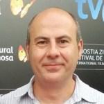 David Sequera, cofundador de Audiovisual451, miembro del Jurado de la Crítica en el Festival de Málaga 2017