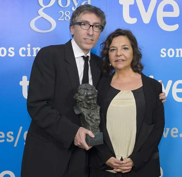 David Trueba y Cristina Huete