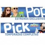 Disney lanza en España Pop Pick, nuevo servicio de contenidos a la carta