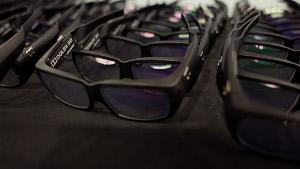 Dolby gafas Christie