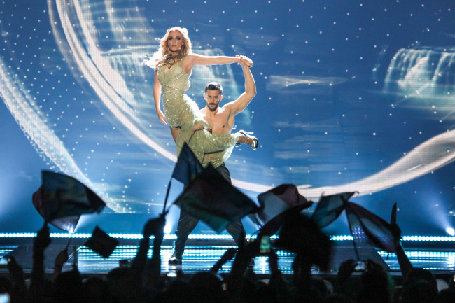 Edurne Eurovision 2015