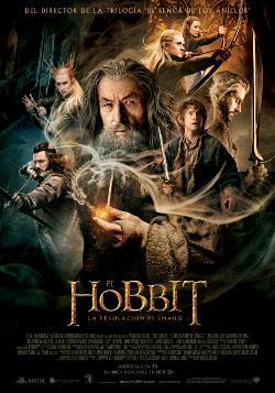 El Hobbit desolacion Smaug d