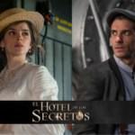La versión mexicana de 'Gran Hotel' impacta en su estreno en Univision