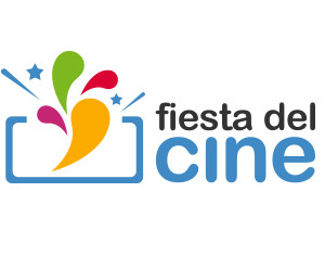 Fiesta del cine logo