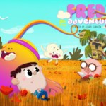 'Fred's Adventures': WideFrameStudio presenta su colorida serie en Cartoon Forum