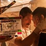 """Salazar-Simpson sobre 'Gigantes': """"He rodado como en mi vida"""""""