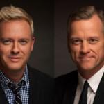 Paul Hanneman y Tomas Jegeus, de Twentieth Century Fox, distribuidores del año en CineEurope 2015