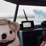 Raimundo Hollywood, haciendo el vikingo en Islandia