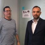 Conociendo a Plano a Plano: Josetxu Palenzuela y Pedro Juan Rivera, al frente de internacional y entretenimiento