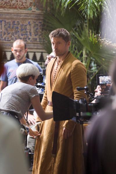 Juego de Tronos Sevilla Jaime Lannister