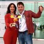 Las empresas españolas Latido Films y Kanaki Films triunfan en los Cartoon Tributes de 2018 de la animación europea