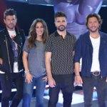 Arrancan las grabaciones de 'La Voz 5' y 'La Voz Kids 4' para Telecinco