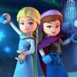 'LEGO Frozen: Luces de invierno' – estreno 5 de enero en Disney Channel
