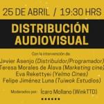 Lekanto Studio prepara una jornada sobre distribución audiovisual