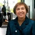 Mª Jesús Pérez, subdirectora de Ventas Internacionales de RTVE, vicepresidenta de la International Broadcasting Assembly de UER