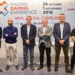 La primera Madrid Gaming Experience espera 100.000 asistentes y presentará la primera consola española