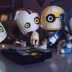 El guionista estadounidense Rob Edwards se incorpora al proyecto de animación de la productora española Wise Blue Studios: 'MiBots'