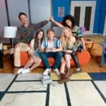 Antena 3 presenta 'Me cambio de década', su versión de 'Back in time for dinner'